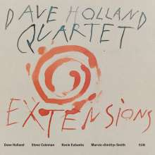 Dave Holland (geb. 1946): Extensions, CD