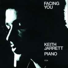 Keith Jarrett (geb. 1945): Facing You, CD