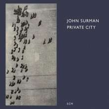 John Surman (geb. 1944): Private City, CD