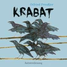 Otfried Preußler: Krabat (Autorenlesung), 3 CDs