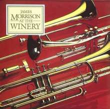 James Morrison (Jazz): At The Winery, CD
