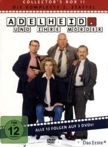 Adelheid und ihre Mörder Staffel 2, 3 DVDs