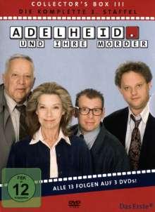 Adelheid und ihre Mörder Staffel 3, 3 DVDs
