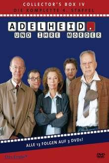 Adelheid und ihre Mörder Staffel 4, 3 DVDs