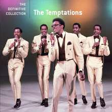 The Temptations: The Definitive Collection, CD