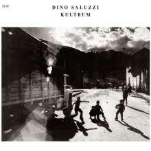 Dino Saluzzi (geb. 1935): Kultrum, CD