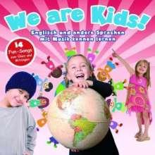 Kidz & Friendz: We Are Kids! - Sprachen mit Musik kennen lernen, CD