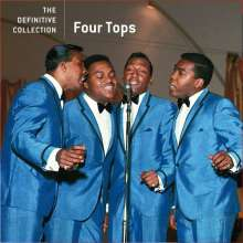 Four Tops: The Definitive Collection, CD