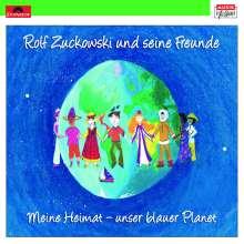 Meine Heimat - unser blauer Planet, CD