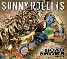 Sonny Rollins (geb. 1930): Road Shows Vol.1, CD
