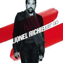 Lionel Richie: Just Go, CD