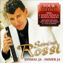 Semino Rossi: Einmal ja - immer ja (Tour-Edition), CD