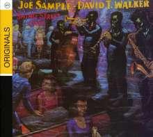 Joe Sample & David T. Walker: Swing Street Cafe, CD