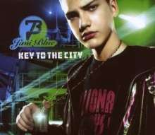 Jimi Blue: Key To The City, Maxi-CD