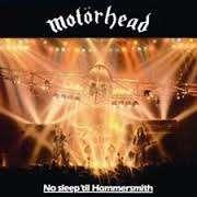 Motörhead: No Sleep 'Til Hammersmith, 2 CDs