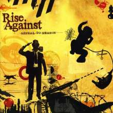 Rise Against: Appeal To Reason, CD
