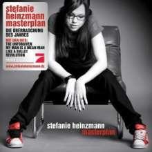 Stefanie Heinzmann: Masterplan (Erweitertes Tracklisting), CD