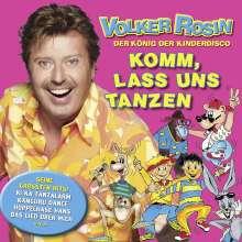 Volker Rosin: Komm lass uns tanzen, CD