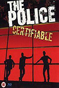 The Police: Certifiable: Live In Buenos Aires 2007, Blu-ray Disc