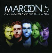 Maroon 5: Call & Response (The Remix Album), CD