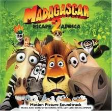 Filmmusik: Madagascar 2, CD