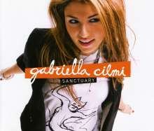 Gabriella Cilmi: Sanctuary (4-Track), Maxi-CD