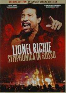 Lionel Richie: Symphonica In Rosso: Live (Special Edition CD + DVD), 2 CDs