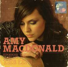 Amy Macdonald: This Is The Life (Limited-Deluxe-Edition), 2 CDs