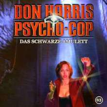 Don Harris - Psycho Cop Folge 3: Das schwarze Amulett, CD