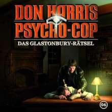 Don Harris - Psycho-Cop Folge 6: Das Glastonbury-Rätsel, CD