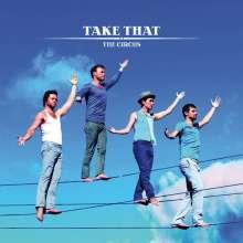 Take That: The Circus, CD