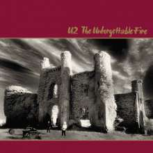 U2: The Unforgettable Fire (Remastered), CD
