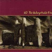 U2: The Unforgettable Fire (remastered), LP