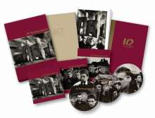 U2: The Unforgettable Fire (2CD + DVD) (Limited Deluxe Edition), 2 CDs