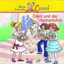 Conni (24):Conni und das Hochzeitsfest, CD