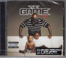The Game: LAX (New Version) (Explicit) (18 Tracks), CD