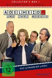 Adelheid und ihre Mörder Staffel 1, 3 DVDs
