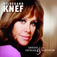 Hildegard Knef: Große Erfolge und Raritäten, CD