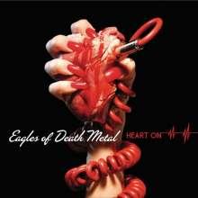 Eagles Of Death Metal: Heart On (Special Edition + 2 Bonustracks), CD
