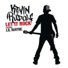 Kevin Rudolf: Let It Rock, Maxi-CD