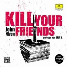 John Niven: Kill Your Friends, 3 Audio-CDs, 3 CDs