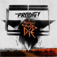 The Prodigy: Invaders Must Die, CD