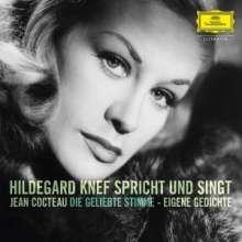 Hildegard Knef Spricht.., CD