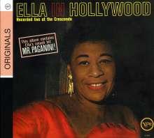 Ella Fitzgerald (1917-1996): Ella In Hollywood, CD