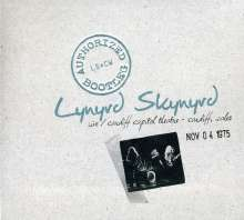 Lynyrd Skynyrd: Authorized Bootleg: Live - Cardiff Capitol Theatre 1975, CD