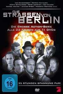 Die Straßen von Berlin (Gesamtausgabe), 11 DVDs