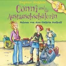 Dagmar Hoßfeld: Conni und Austaauschschülerin, 2 CDs