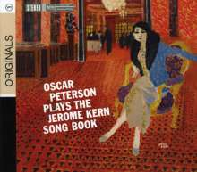 Oscar Peterson (1925-2007): Plays The Jerome Kern Song Book, CD