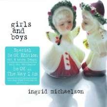 Ingrid Michaelson: Girls And Boys (erweitertes Tracklisting), CD