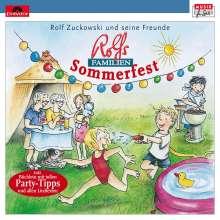 Rolf Zuckowski: Rolfs Familien-Sommerfest, CD